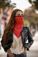 Red Head Neck Gaiter