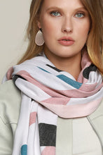 Camouflage Woven Scarf