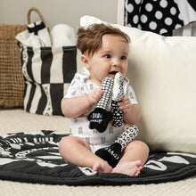 Black & White Play mat