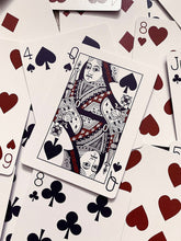 Load image into Gallery viewer, Portals l Luxury Playing Cards