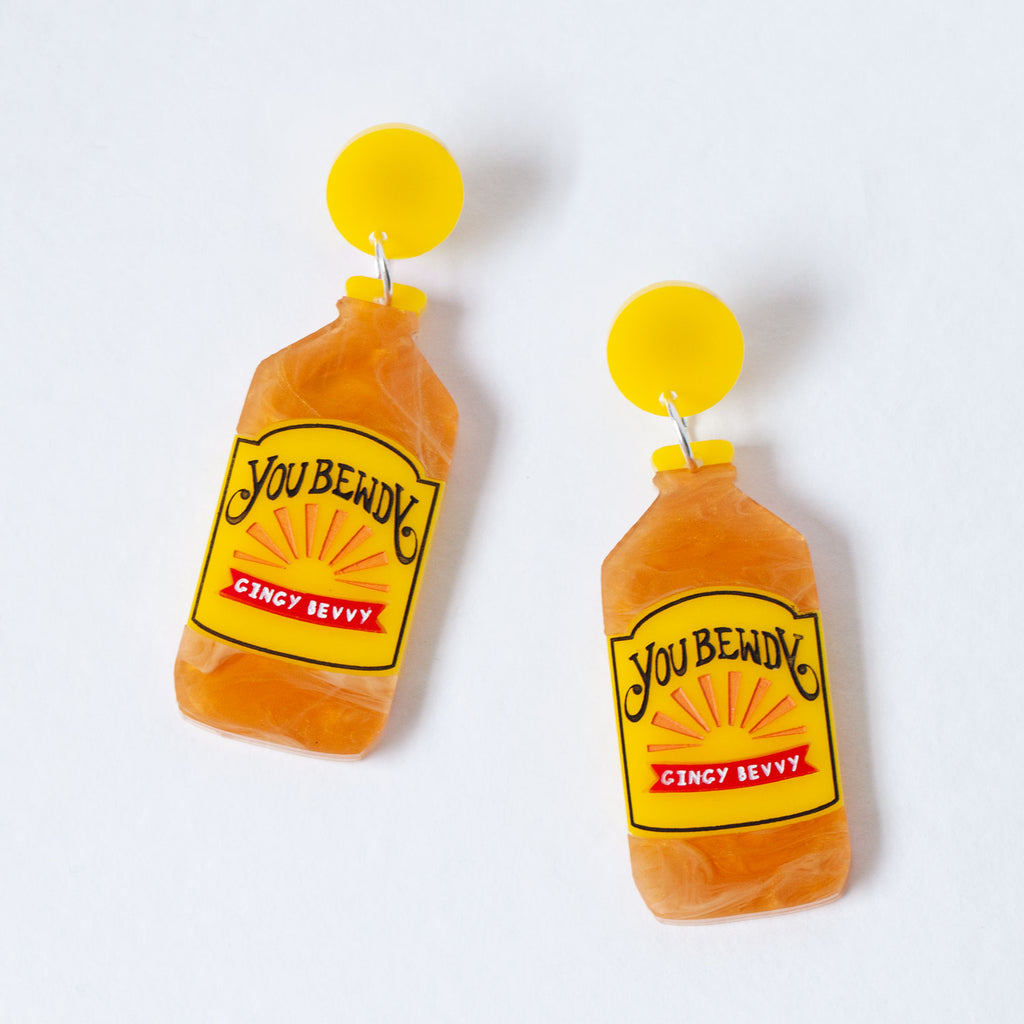 Gingy Bevvy Earrings
