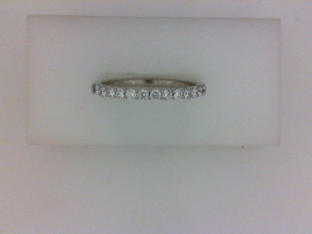 .24CTTW 2MM 14KT WG  SHARED PRONG DIAMOND BAND