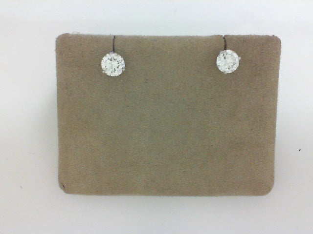 1.60 CARAT DIAMOND STUD EARRINGS  155-1396