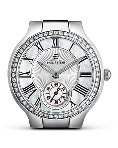 LARGE RD DIAMOND CASE, CLASSIC MOP DIAL