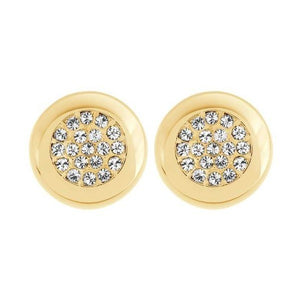 TONE PEIRCED EARRINGS STUD GSHA