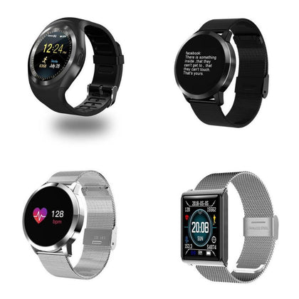 Best Android Smartwatches 2018 - Mini Smart World