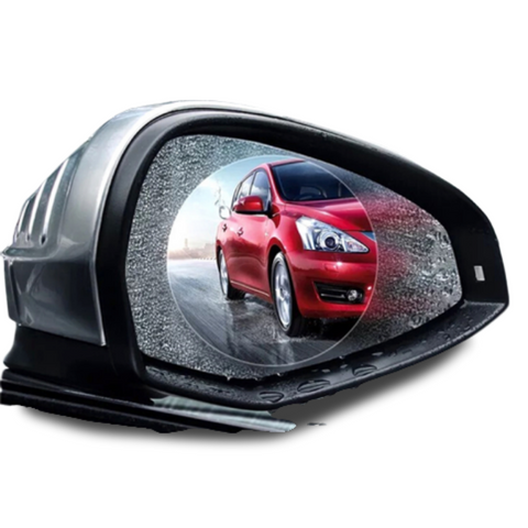 Magic Anti-Fog Mirror