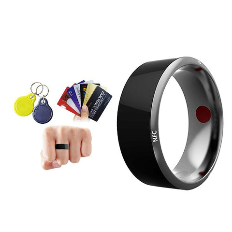 Energy Stones Smart Ring NFC Magic Finger