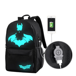 Smart-Charging-Backpack-For-School-College-Anime-Luminous-USB-Laptop-Anti-theft