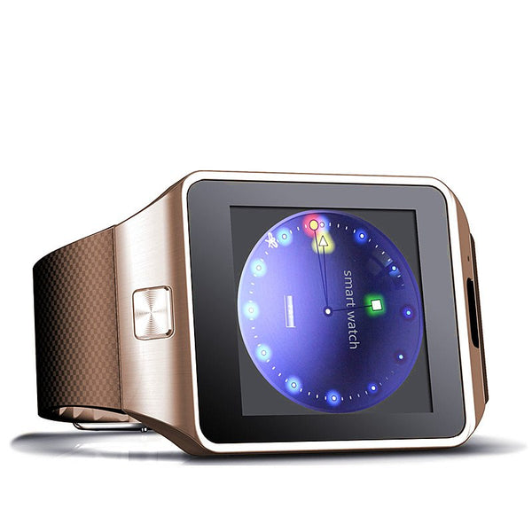 Bluetooth Smartwatch With Sim Card For Android - Mini Smart World