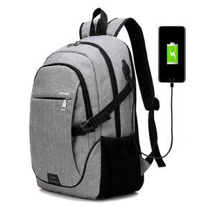 Multifunctional Smart Backpack USB rechargeable - Mini Smart World