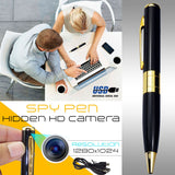 Spy Pen Hidden Camera - Mini Smart World