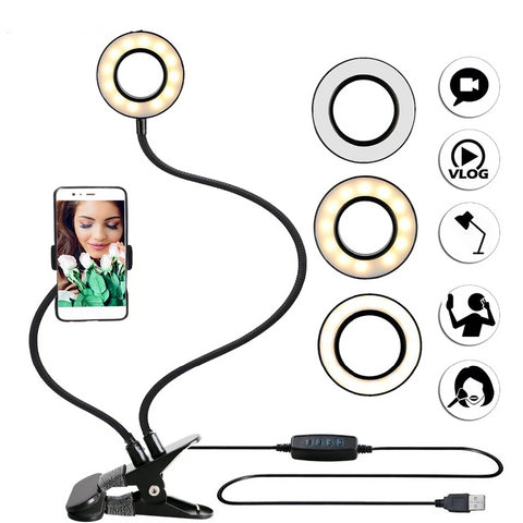 Flexible LED Ring Light