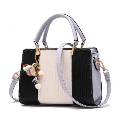 Wrist/Crossbody Handbag w/cute keychain