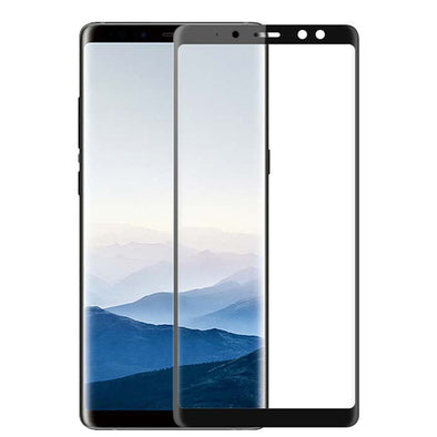5D Curved Full Cover Tempered Glass For Samsung
