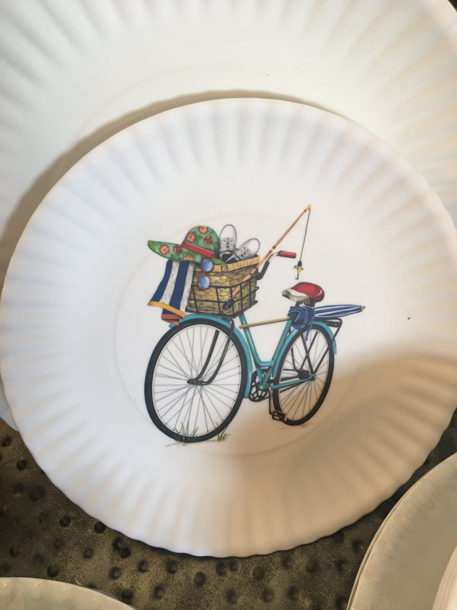 Bike set of 4