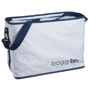 Bogg Brrr large white cooler bag