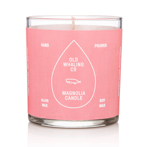 Old Whaling Magnolia Candle