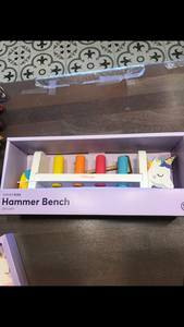 Unicorn hammer bench