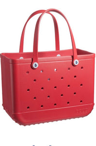 Bogg bag large crimson