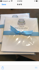Happily ever after notepad