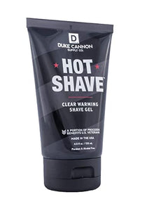 Duke Cannon Hot Shave Gel