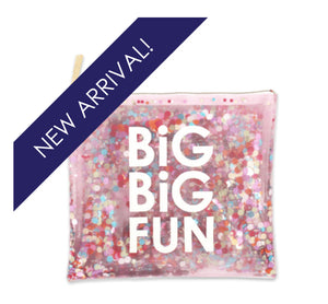 Packed party big big fun pouch