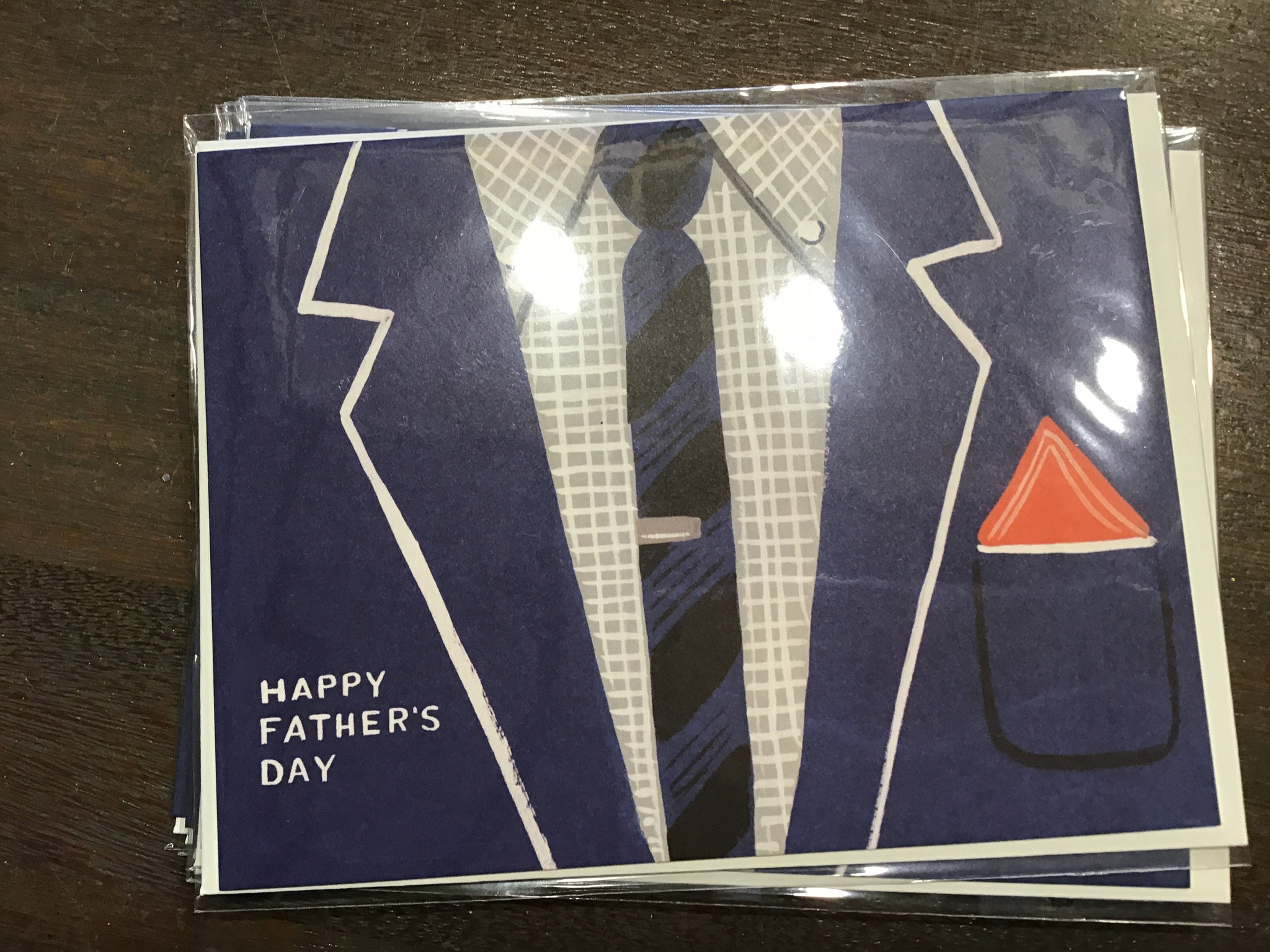 Rifle happy Father's Day card