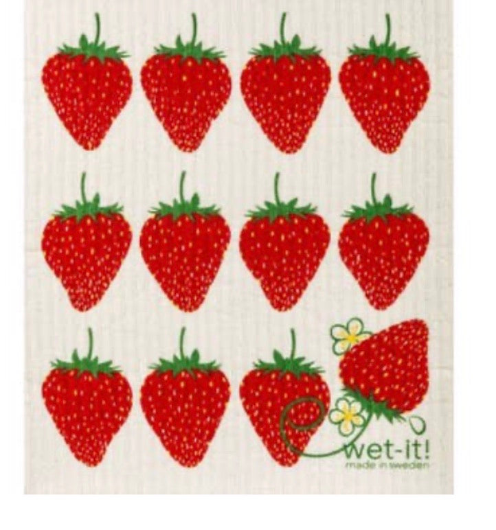 Wet-it Strawberries