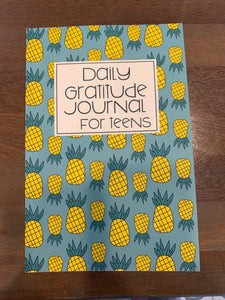 Daily Gratitude journal for teens