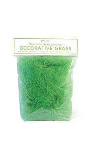 Green Easter Decorative Grass