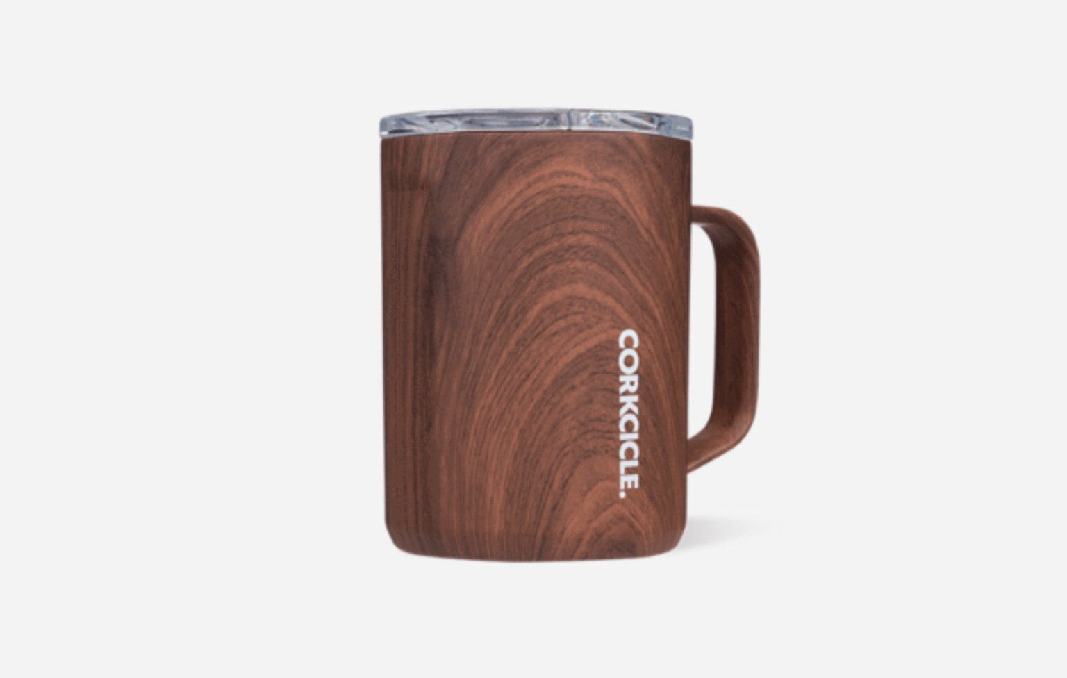 Corkcicle mug Wood