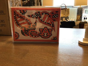 Auburn Notecards (set of 10)