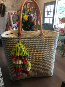 Large beach tote