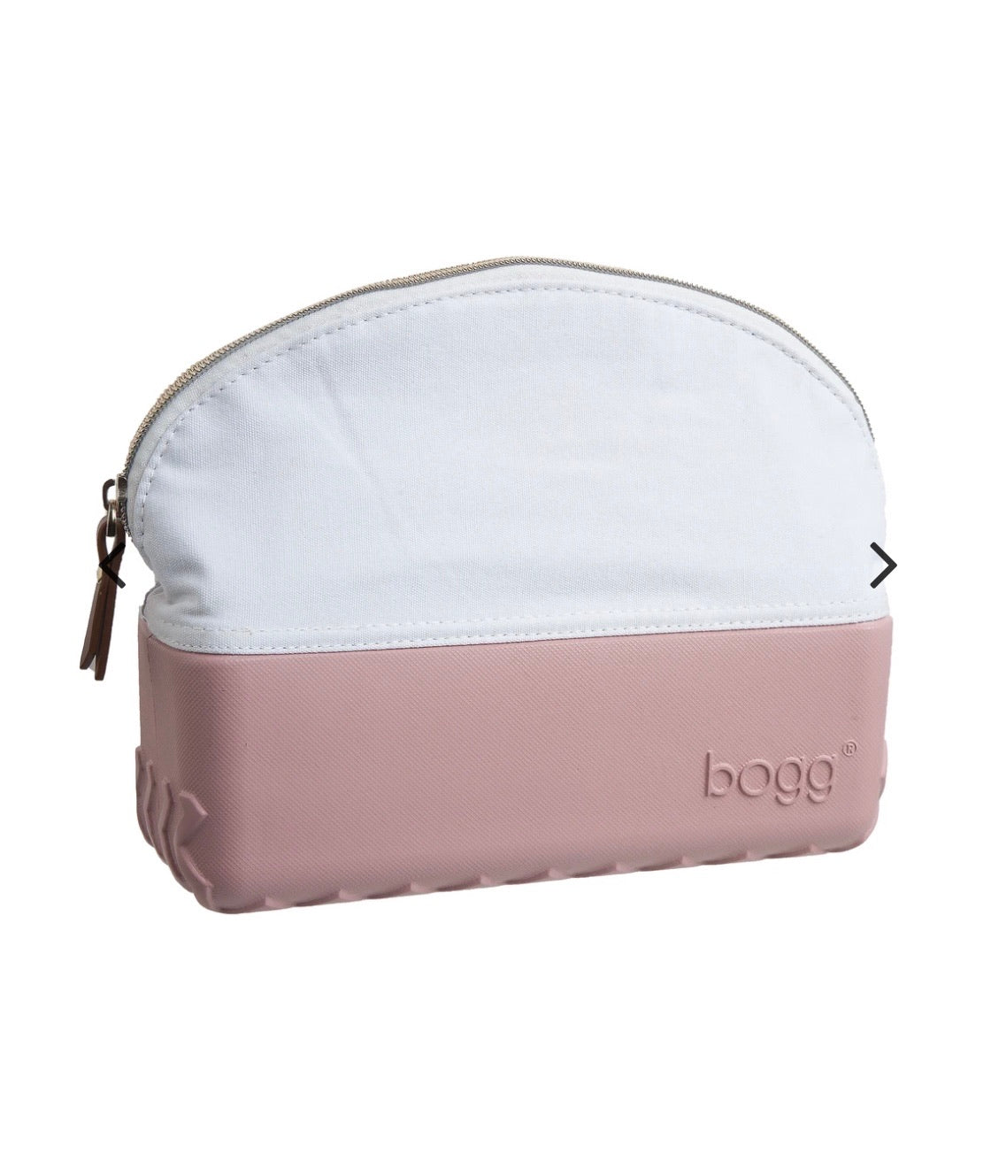Bogg bag blush cosmetic bag