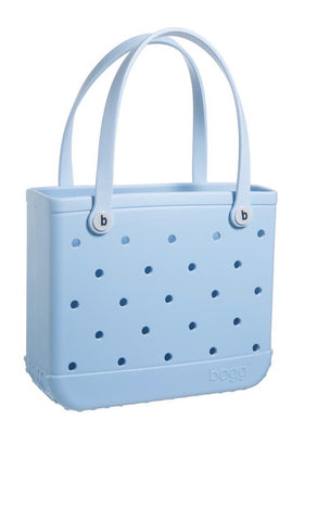 Bogg bag small light blue