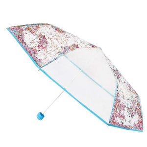 Packed party umbrella