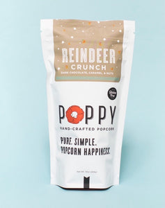 Poppy Reindeer crunch bag