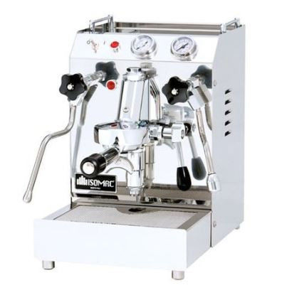 ISOMAC TEA DUE HOME ESPRESSO COFFEE MACHINE