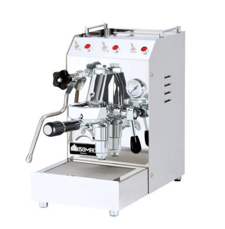 ISOMAC ZAFFIRO DUE HOME ESPRESSO COFFEE MACHINE