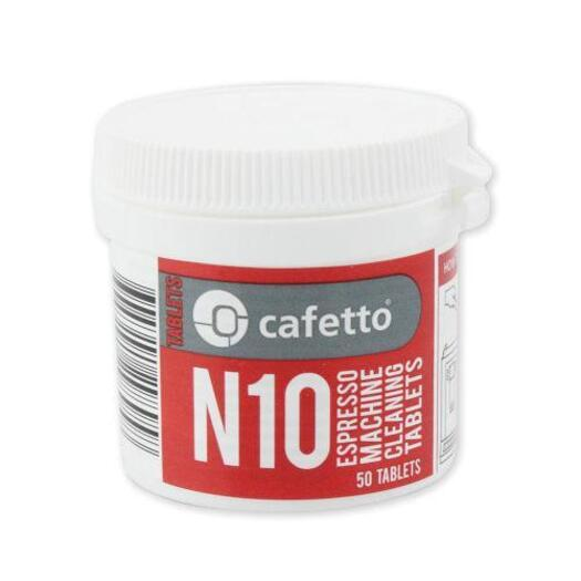Cafetto N10 Clening Tablets for Super-automatic machines