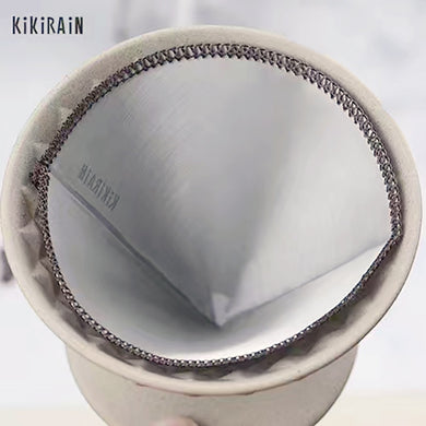 Reusable V60 Stainless steel filter
