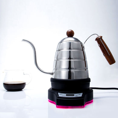 700ml Capacity Gooseneck Electric Pour-over Kettle