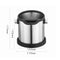 "1800ml Large Stainless Steel ""Anti-Slip"" Coffee Knock Box"