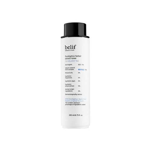 Eucalyptus herbal extract toner - belifusa