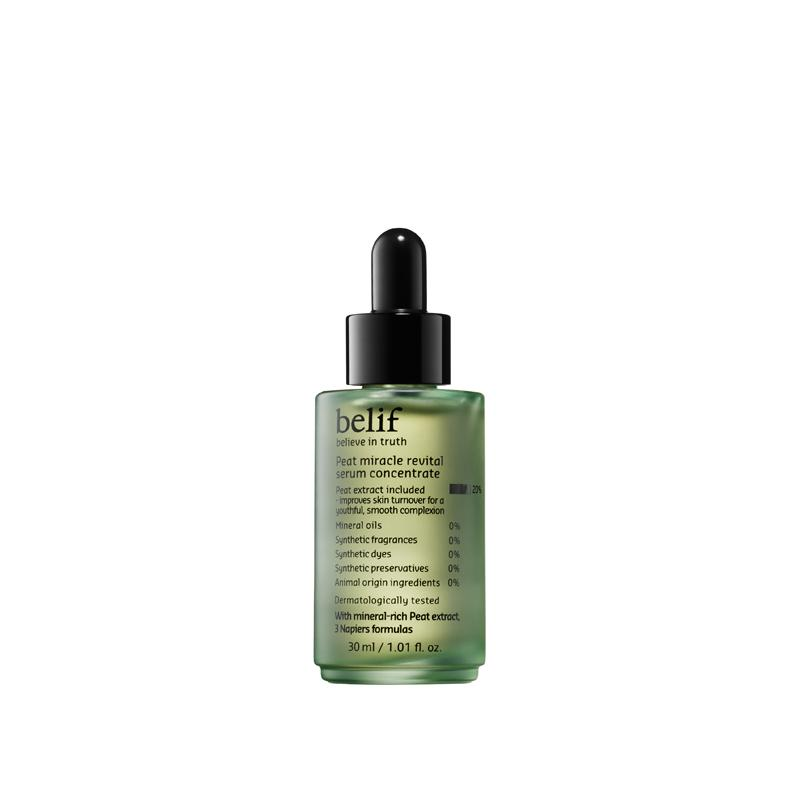 Peat miracle revital serum concentrate - belifusa