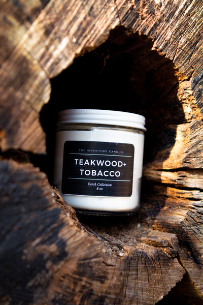 Teakwood + Tobacco