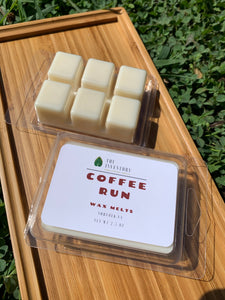 Coffee Run Wax Melts