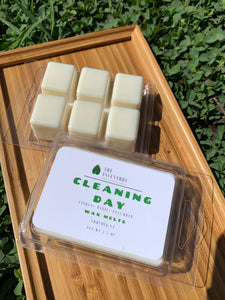 Cleaning Day Wax Melts
