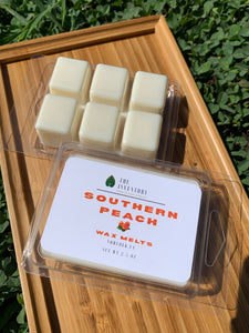 Southern Peach Wax Melts